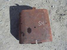 Farmall Super M Sm Mta Smta Ihc Tractor Original Pto Shield Power Take Off