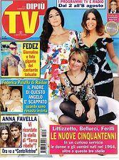 Dipiù Tv.Monica Bellucci,Sabrina Ferilli & Luciana Littizzetto,Patrick Duffy,iii