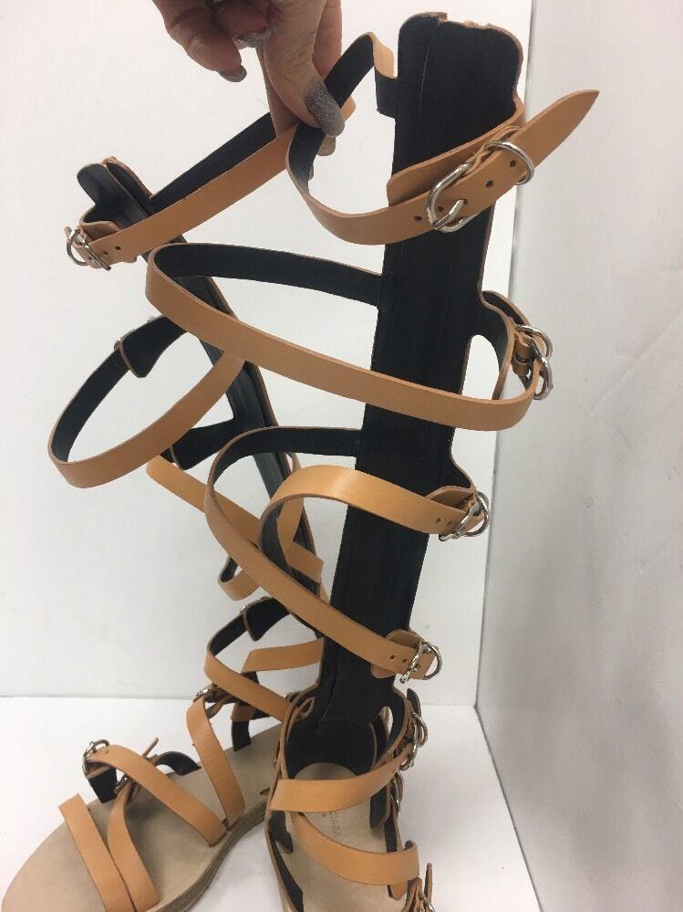 Balenciaga Gladiator New Sandals Tan  New Gladiator Size 37 1/2 3a6b71