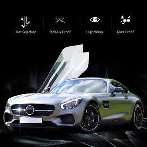 55/% 65/% 80/%VLT Choose Privacy Car Side Shading Film Home Window Tint Chameleon