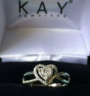 2019 Kay Jewelers Diamond Heart Forever Ring Free