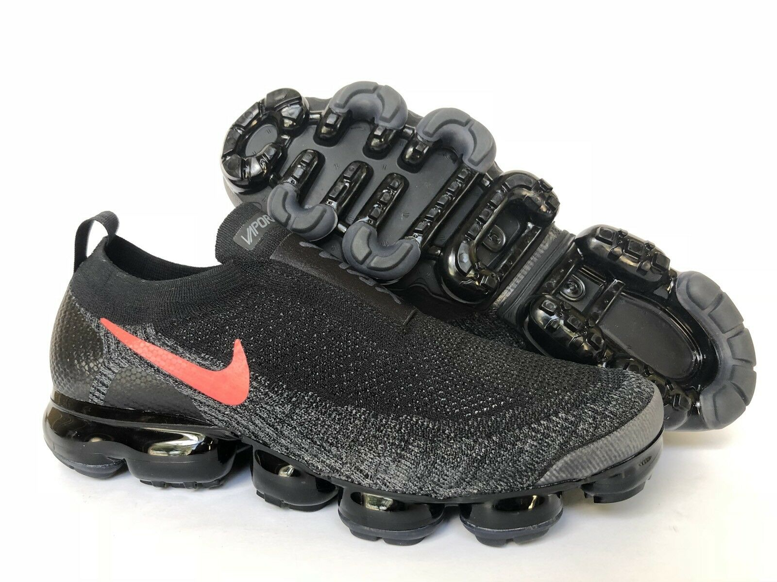 Nike - id vpr vapormax schwarz / rot [aq3841-991] wir männer sz 10,5