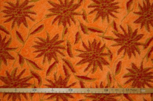 Vliesstoff €25//m² 0,5m Blumen Sonnen Fleece 1,5 m breit