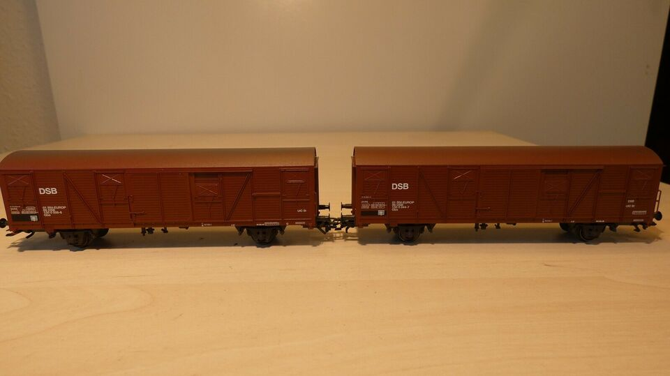 Modeltog, Märklin 47314 Gbs godsvogn, skala H0 AC