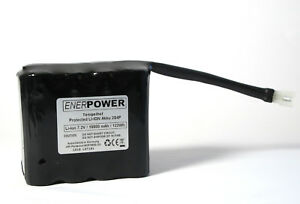ENERpower-Tempelhof-Akku-7-4V-16-8Ah-20700-fuer-Lupine-Sigma-My-Tiny-Sun-Molex