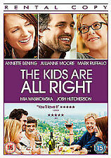 The Kids Are All Right [DVD], Very Good DVD, ,