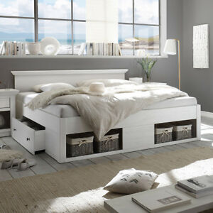 bett westerland doppelbett bettgestell f r schlafzimmer in. Black Bedroom Furniture Sets. Home Design Ideas