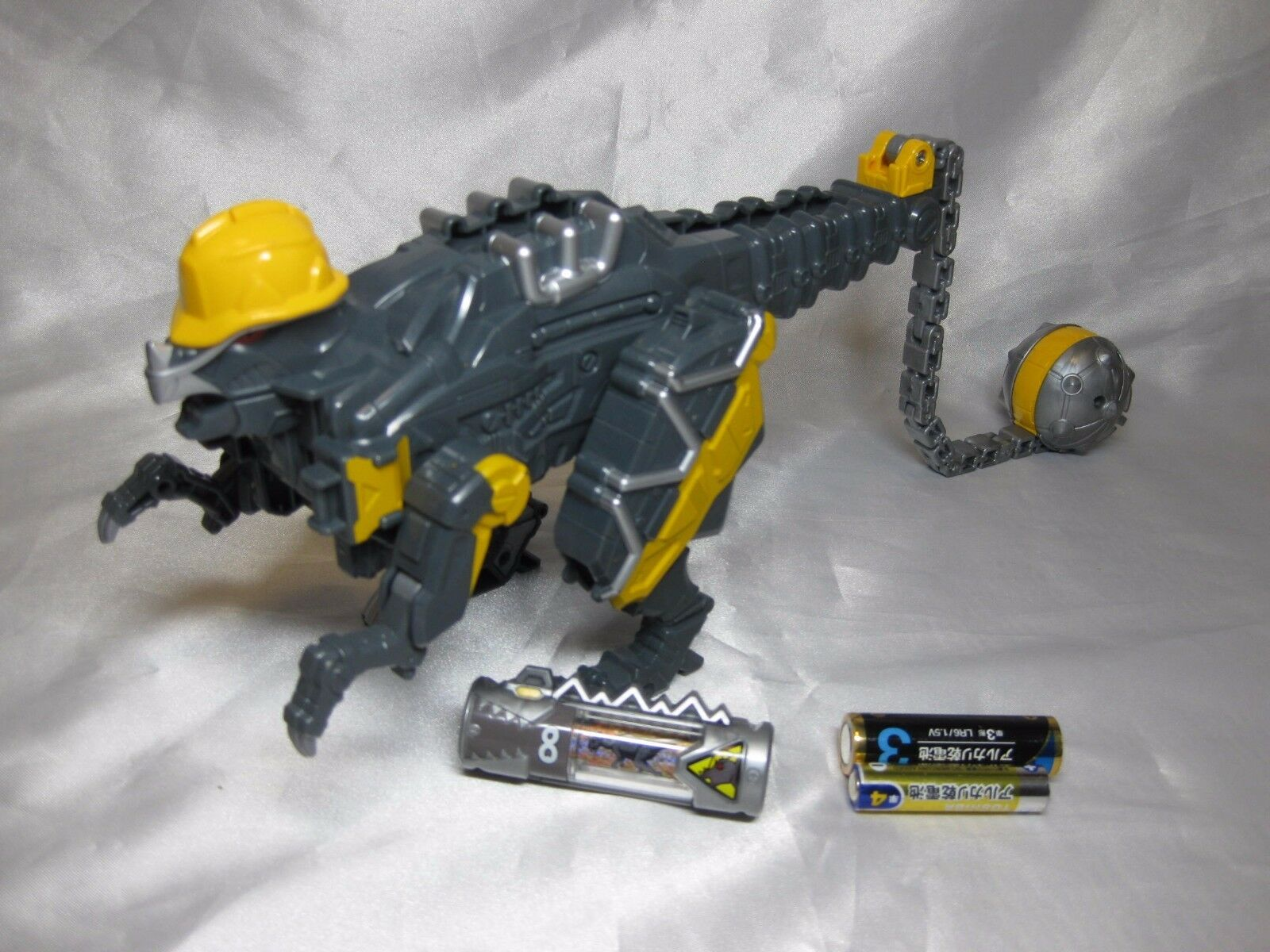 Power Rangers Dino Charge Kyoryuger Pachy zord bunpachy from japan