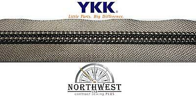 """YKK Coil Zipper Chain #10 X-Heavy Duty Sold by the yard Made in USA  /""""Purple/"""""""