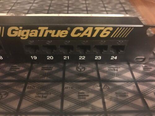 Black Box 24 Port Cat 6e Patch Panel JPM610A  R7