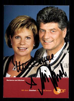 Konstruktiv Marianne Und Michael Autogrammkarte Original Signiert ## Bc 126773 Preisnachlass Sammeln & Seltenes National