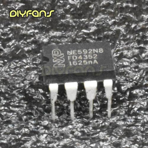 5//10//50pcs NE592N8 Video Verstärker Video Verstärker integrated circuit