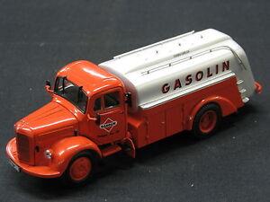 Minichamps-Mercedes-Benz-L3500-Tankwagen-1-43-034-Gasolin-034-JS