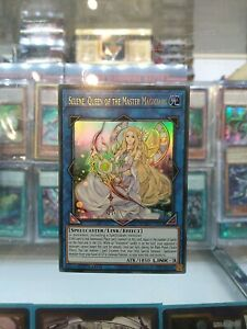 1st Ed Ultra Rare Queen of the Master Magicians DUOV-EN014 Selene