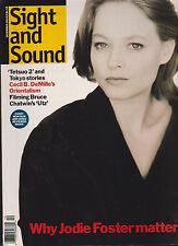 Sight and Sound Magazine Jodie Foster Cecil B DeMille December 1991