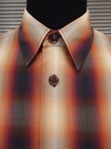 SIGNUM-Hemd-Freizeithemd-Herrenhemd-Oberhemd-langarm-Gr-L-TOP-MH2194