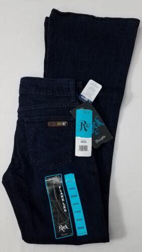 25 Rock Størrelse Wrangler Flare X 47 Jeans Kvinders Leg 32 BxxwSTCq
