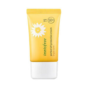 Innisfree-Crema-de-proteccion-UV-Perfecto-Cuidado-Triple-50-Ml-SPF50-PA