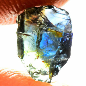 UNHEATED-1-75ct-UNHEATED-BLUE-SAPPHIRE-ROUGH-NATURAL100-SPECIMEN-NR