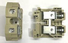 WEIDMULLER SAK DIN RAIL FEED THROUGH TERMINAL BLOCK 150 AMP MAX 70mm CABLE 70/35