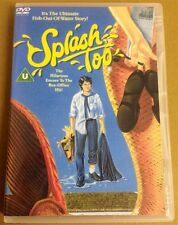 SPLASH TOO 2 (1988 DVD) Amy Yasbeck in the classic mermaid sequel!