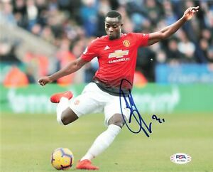 Eric-Bailly-signed-8x10-photo-PSA-DNA-Manchester-United-Autographed