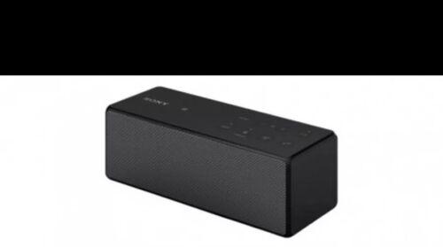 NIB Speaker Phone Recharg Battery Sony SRS-X3 Bluetooth Speaker Clear Audio+
