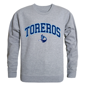 University Of San Diego Toreros Usd Sweater Officially Licensed Ebay