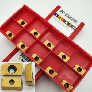 10pcs-APMT1135PDER-DP5320-milling-cutter-insert-carbide-inserts-for-steel-BAP300