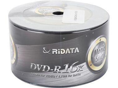 3-Pk. RiDATA 4.7GB 50 Packs Spindle Disc