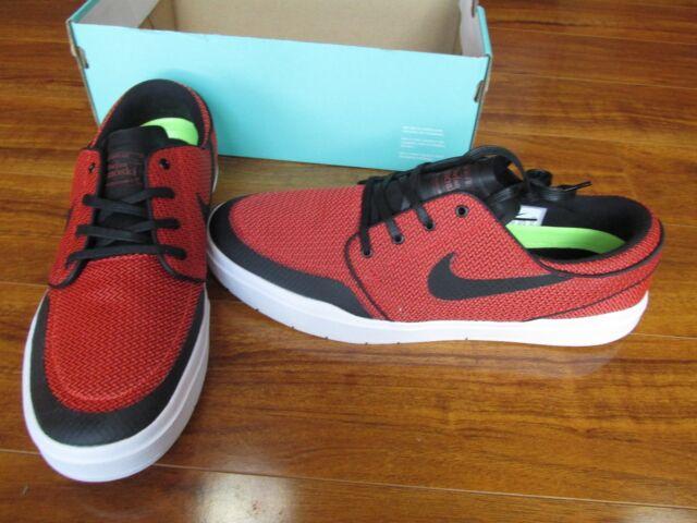 hot sale online 7d63c 70417 New Nike Stefan Janoski Hyperfeel XT Skate Shoes MENS 13 Max Orange 855922  800