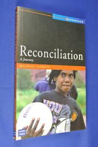 RECONCILIATION-Michael-Gordon-A-JOURNEY-Australian-Aboriginal-Book