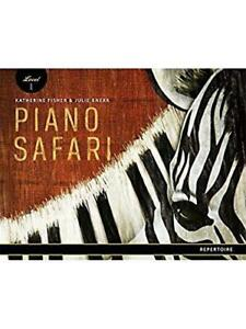 Piano-Safari-Repertoire-Book-1-by-Fisher-Katherine-Kneer-Julie-NEW-book-FRE