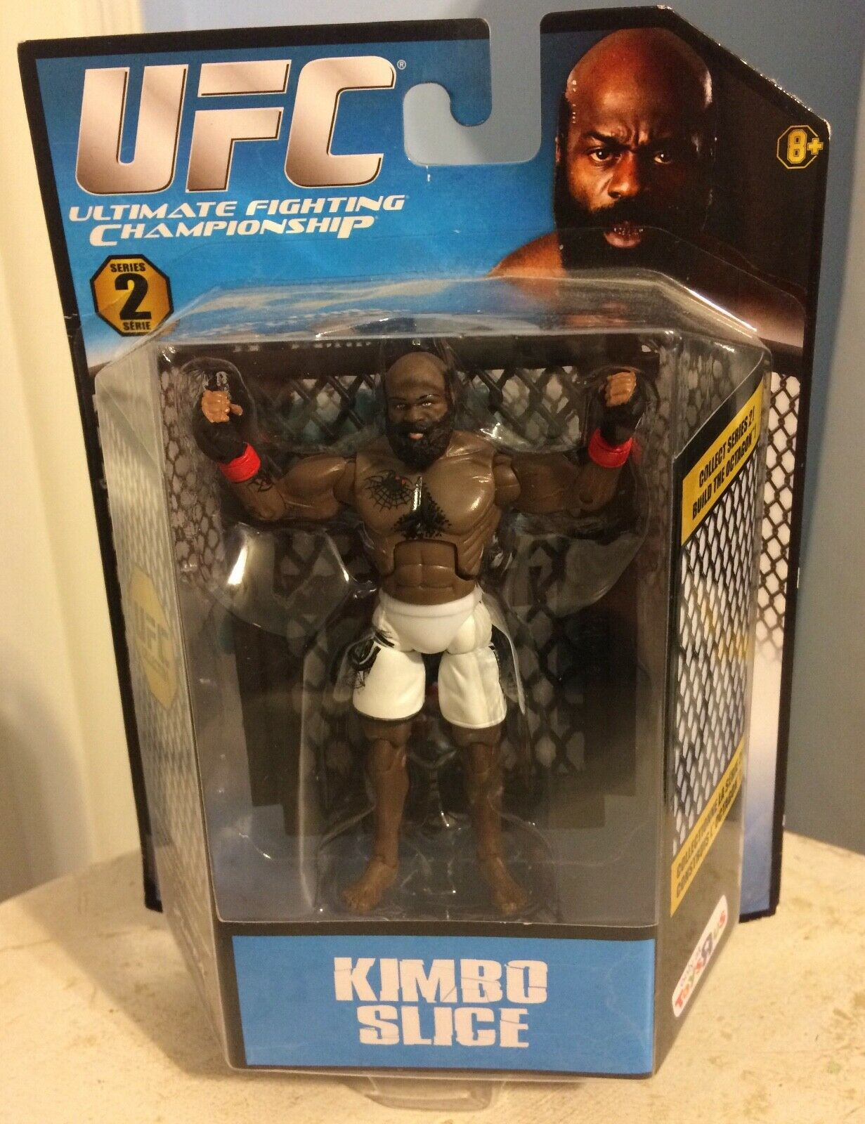 Kimbo Slice UFC Series 2 Toys R Us Exclusive