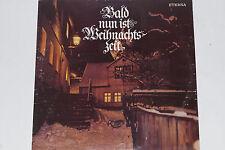 Bald nun ist Weihnachtszeit - LP auf Eterna Weihnachten DDR
