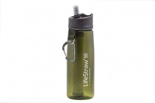 green LifeStraw Go 2-Filter