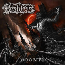 FLESHLESS - CD - Doomed (new Album 2018)