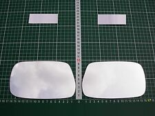 Außenspiegel Spiegelglas Ersatzglas Toyota Avensis ab 1998-2003 Li oder Re sph