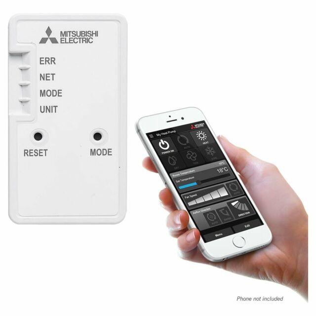 NEW Mitsubishi Electric Wi-Fi Air Conditioner Interface MAC-568IF-E