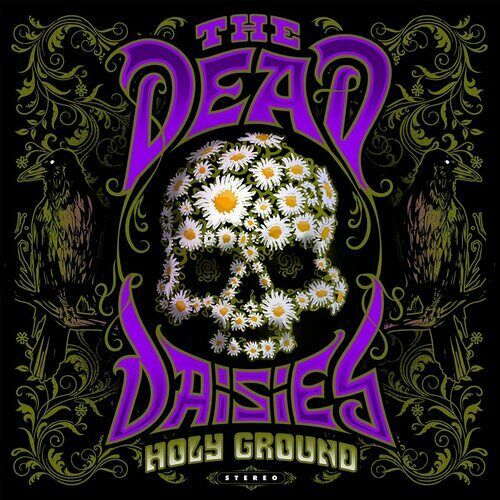 The Dead Daisies : Holy Ground CD (2021) ***NEW*** FREE Shipping, Save £s