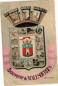 CPA Souvenir de MALESHERBES (227581)