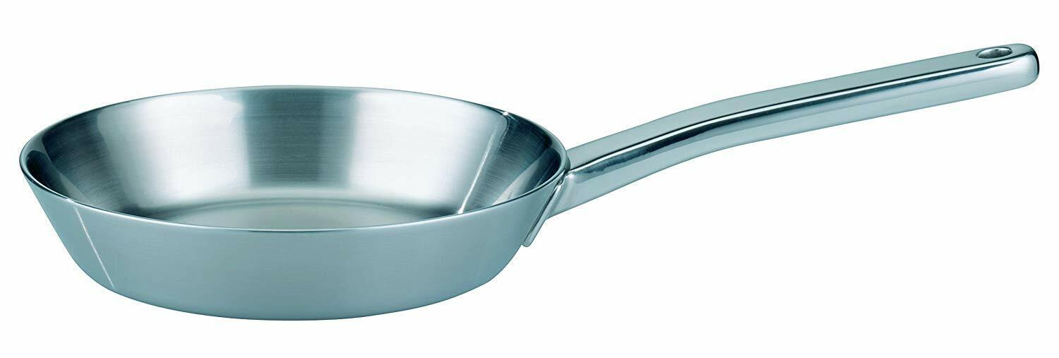 ELO Premium Stainless Steel Kitchen Induction Cookware Frying Pan with Multilaye