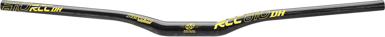 Reverse RCC-810 DH Carbon Fahrrad Lenker 31,8mm   25mm 25mm 25mm UD glanz schwarz gelb 43c97d