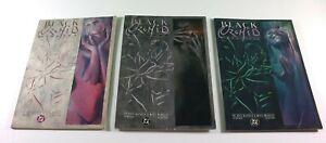 Lot-of-3-DC-Comics-Black-Orchid-Book-No-1-2-3-TPB-1988-1989-FN
