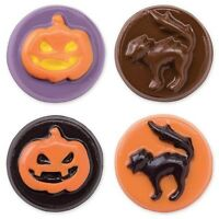 Haunted Manor Halloween Cookie Candy Mold From Wilton 1357 -