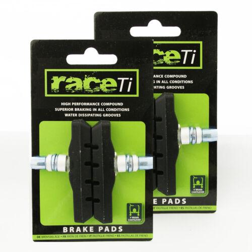 V frein Intégrale Twin Pack fit shimano XTR XT 72mm plaquettes de frein haute performance