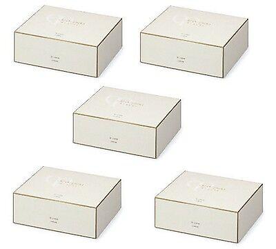 SHISEIDO☆Japan-cle de peau le cotton  Natural silk 120pcs ×5P set Tracking,JAIP