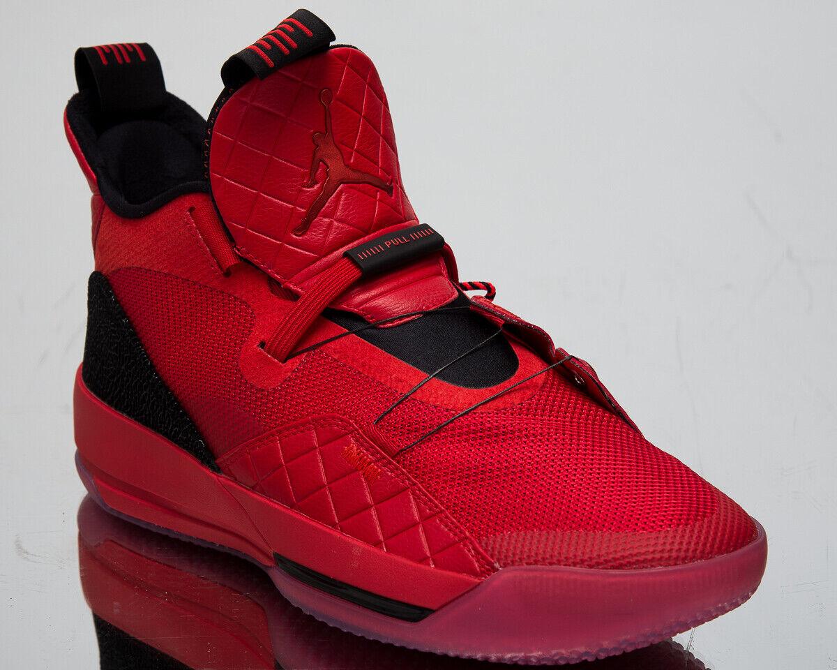 Jordan XXXIII Universidad Rojo Para hombres Baloncesto Tenis Deportivas zapatos AQ8830-600