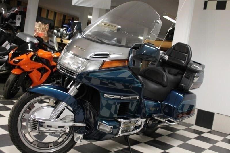 Honda, GL 1500 Gold Wing, ccm 1500