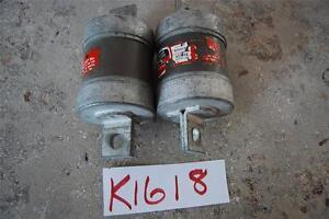 2 X ENGLISH ELECTRIC HRC FUSE LINKS TMF 400A 550VAC STOCK#K1618